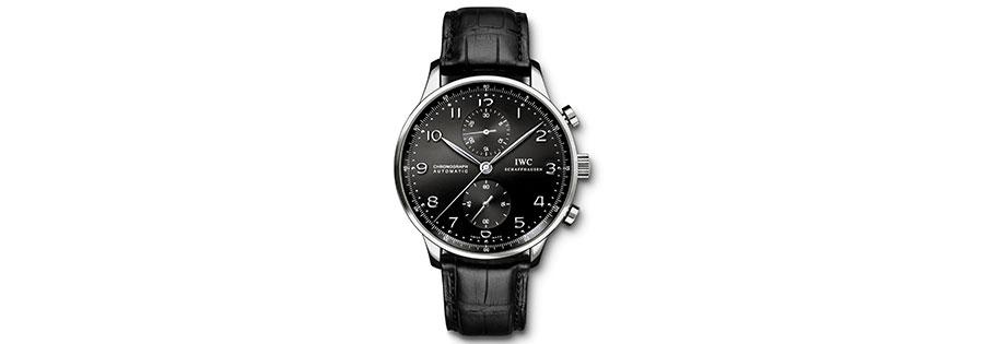 Compra de relógio IWC