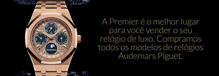 Compra de Relógios  Audemars