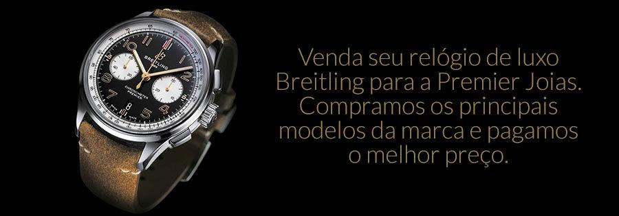 Compra de Relógio Breitling